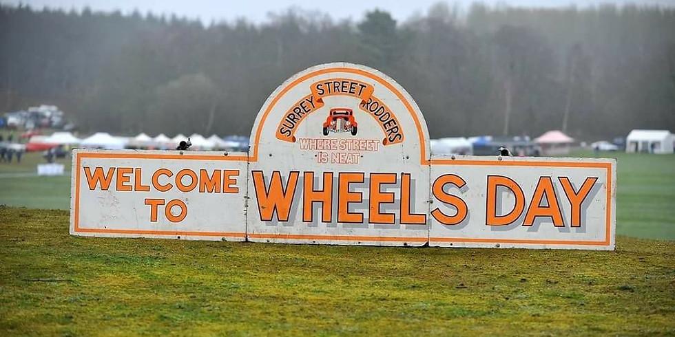 Wheels Day 2021
