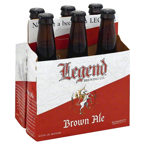 BROWN ALE (LEGEND BREWING COMPANY)