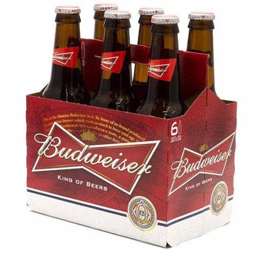 BUDWEISER Bottles & Cans