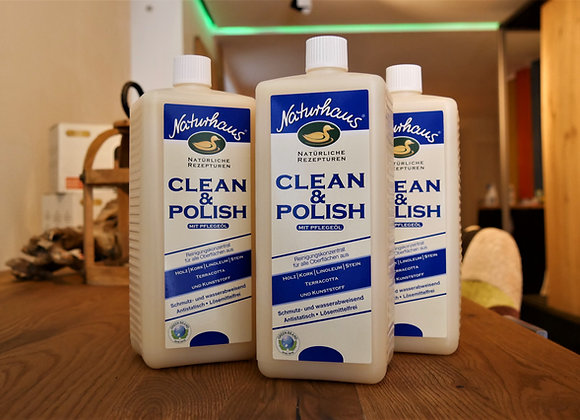 Naturhaus Clean & Polish