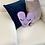 Thumbnail: Crochet (Happy Heart) lilac