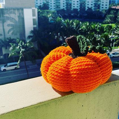 Crochet Pumpkin for Fall
