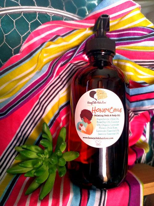 Calming Bath & Body Oil