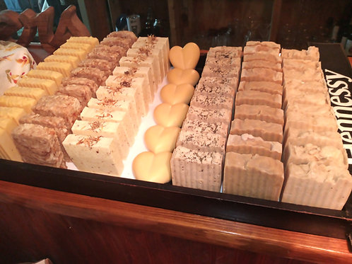 Honey & Maple St. Soap Sample Pack of 3