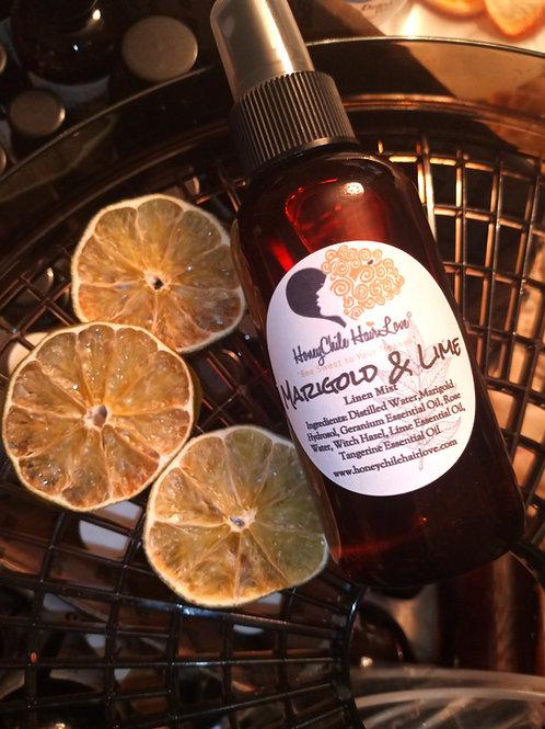 Hawaiian Marigold & Lime Linen Mist