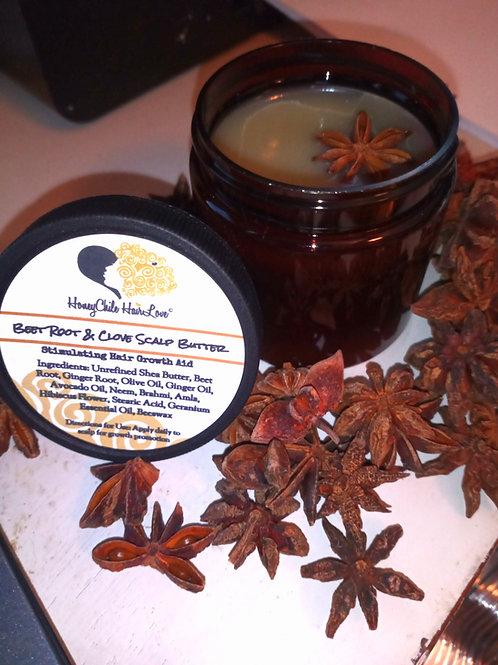 Beet Root & Clove Scalp Butter