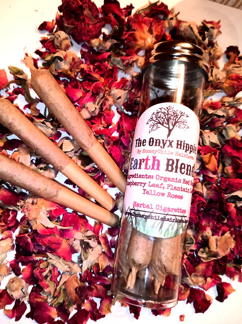 Earth Blendz Herbal Cigarettes