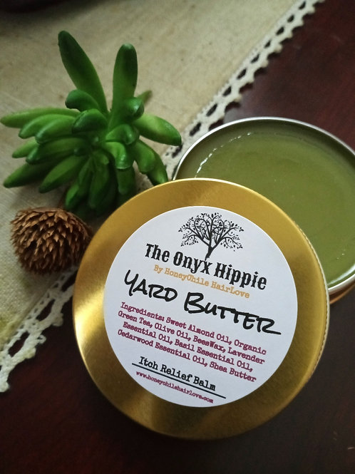 Yard Butter Itch Relief Balm