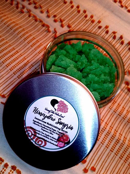 Honeydew Sangria Luxurious Exfoliating Scrub