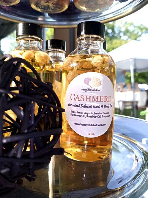 Cashmere Botanical Infused Bath & Body Oil