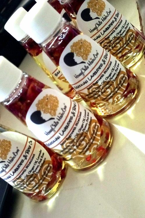 Brazilian Lavender & Rose Oil