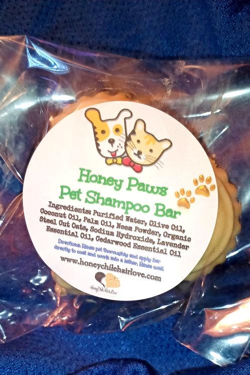 Honey Paws Pet Shampoo Bar