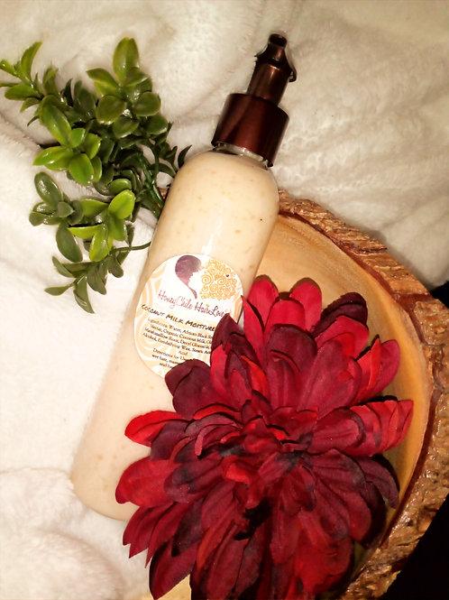Coconut Milk Moisture Wash