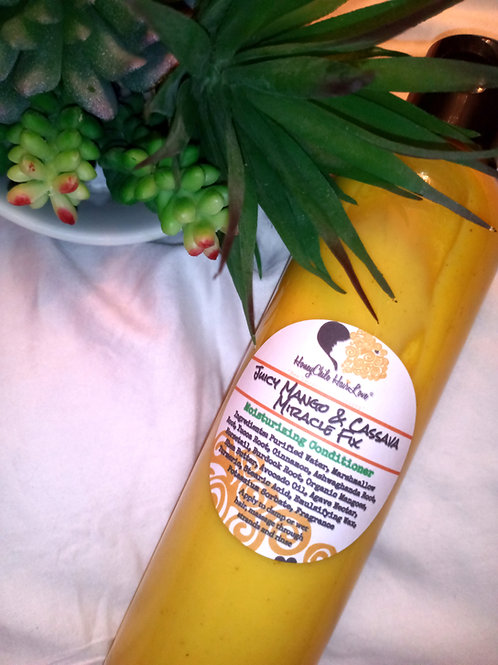 Juicy Mango & Cassava Miracle Fix