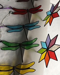 Dragonflies and Stars