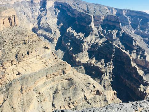 Grand Canyon Jebel Shams