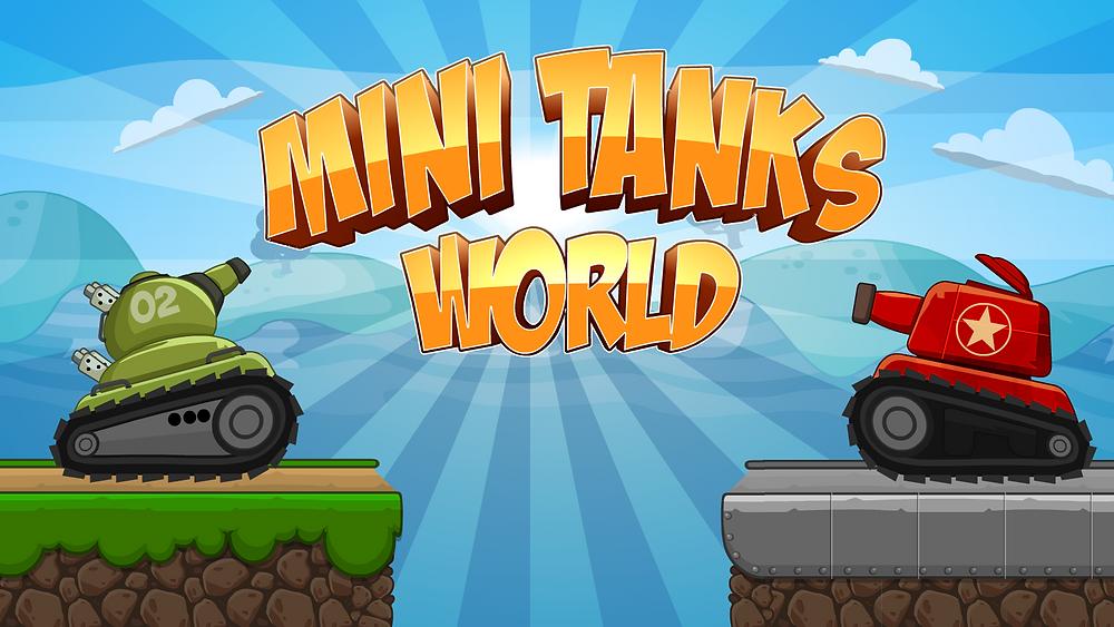 Mini Tanks World