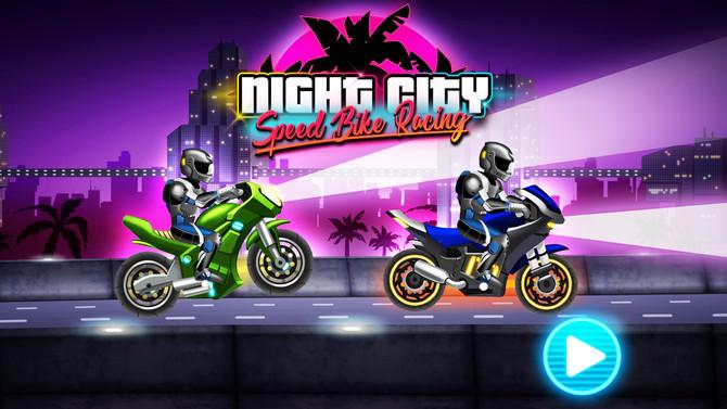 Speed Racer Of Night City