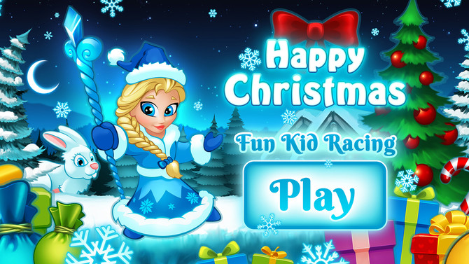 Winter Racing - Holiday Fun!