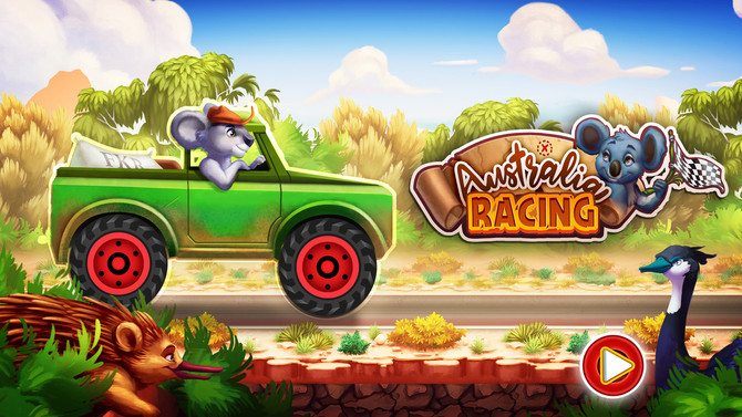 Summer Car Racing - Australia