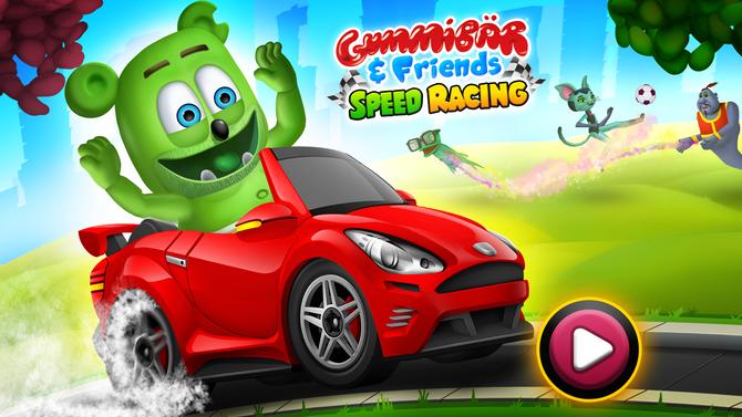 GummyBear and Friends speed racing