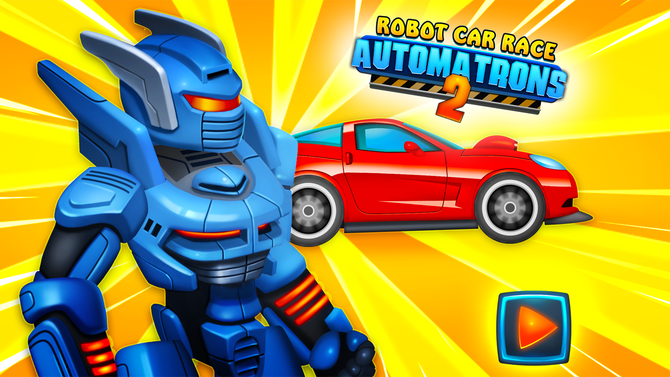 Automatrons 2: Robot Car Transformation Race Game