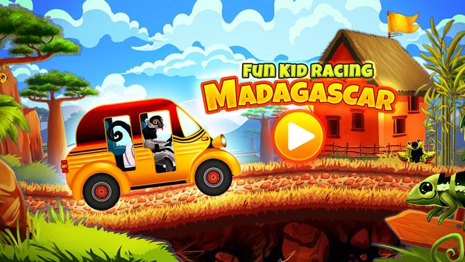 Fun Kid Racing Madagascar