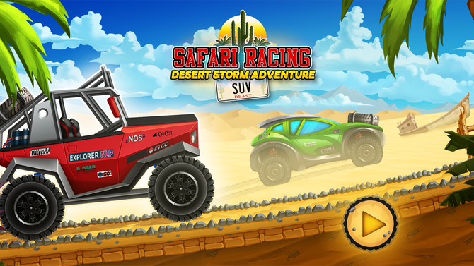 SUV Safari Racing