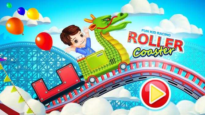 Fun Kid Racing RollerCoaster