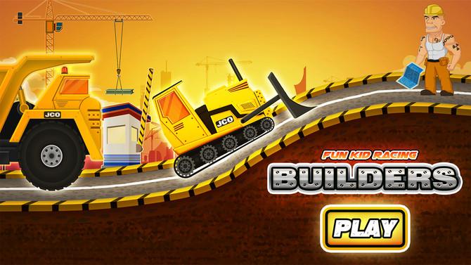 Fun Kid Racing City Builder