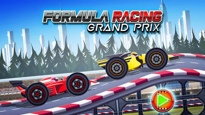Fast Cars: Formula Racing Grand Prix