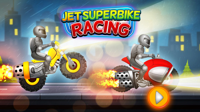 Turbo Speed Jet Racing: Super Bike Challenge Game