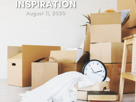Daily Inspiration - August 11: 10,000 Reasons