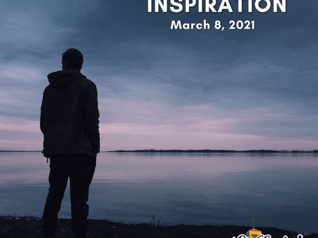 Daily Inspiration - March 8, 2021 | Emotional Healing
