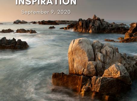Daily Inspiration - September 9