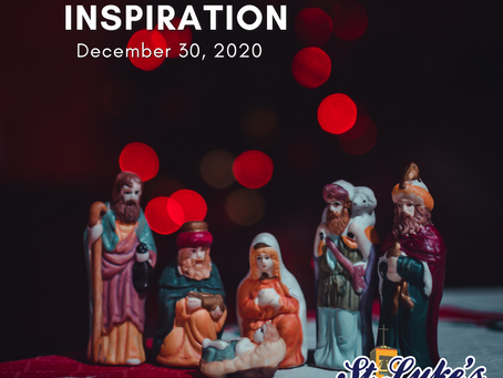 Daily Inspiration - December 30: Faces in the Manger