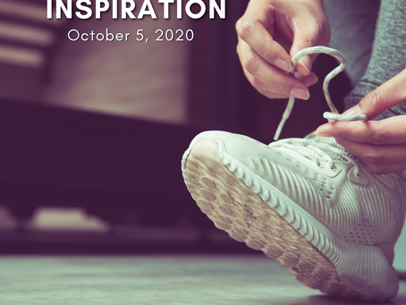 Day 4 - Physical Wellness | 10 for 10 | Daily Inspiration - October 5