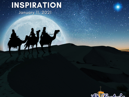 Daily Inspiration - January 11: Epiphany - Intuitive Grasp