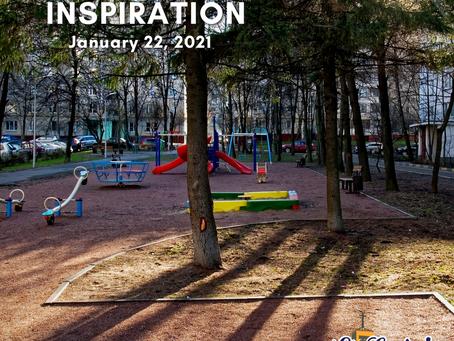 Daily Inspiration: January 25