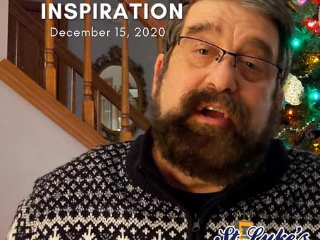 Daily Inspiration - December 15: Joy of the Season