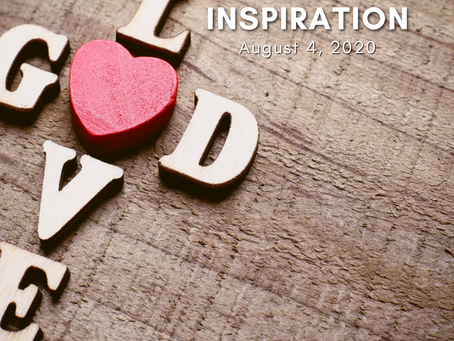 Daily Inspiration - August 4: Love