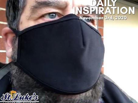 Daily Inspiration - November 3