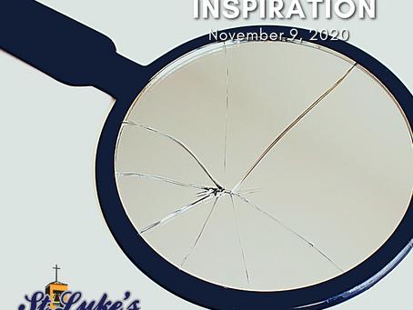 Daily Inspiration - November 9