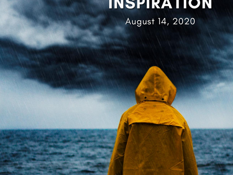 Daily Inspiration - August 14: Eye of the Storm