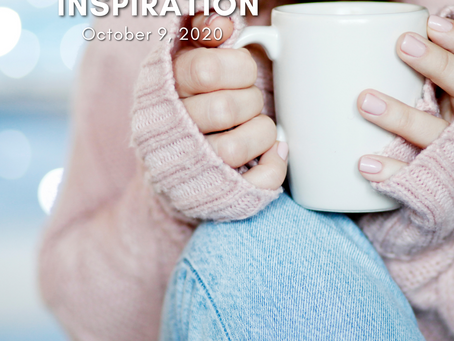 Day 8 - Self Care | 10 for 10 | Daily Inspiration - October 9