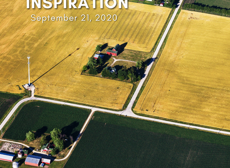 Daily Inspiration - September 21