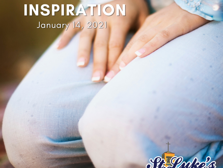 Daily Inspiration - January 14: Epiphany - Unexpected Meaning