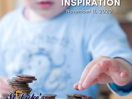 Daily Inspiration - November 11