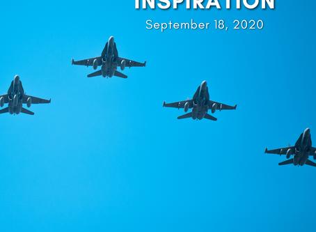 Daily Inspiration - September 18