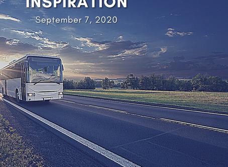 Daily Inspiration - September 7